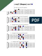 C - Arpegio maj7 (Shapes) con 9ª.pdf
