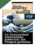 180430856 La Humanidad Amenazada