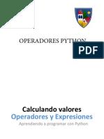 OPERADORES PYTHON.pdf