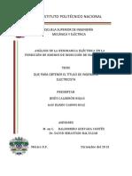 Análisis de La Resonancia Eléctrica en La Fundición de Hornos de Inducción de Materiales