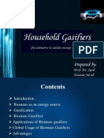 Household Gasifier Final
