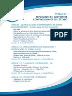 Temario Gestion de Contrataciones Del Estado_0