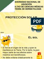 Campaña de Proteccion Solar