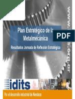 Resultados II Foro Metalmecanico