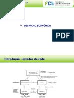 CAP VI - Despacho Economico