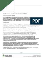 Decreto 301/2018