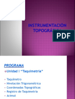 Instrumentación Unidad 1