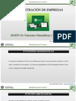 Informática Para Los Negocios - Sesión 1