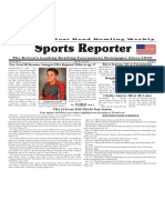 April 18 - 24, 2018  Sports Reporter