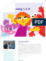 Sesame Street's Autism Storybook