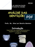 Analise Das Denticoes