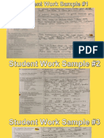 argumentative essays work samples