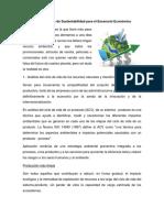 4.8 Estrategias de Sustentabilidad Para El Escenario Económico