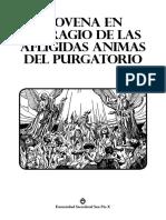 Novena a Las Almas Del Purgatorio