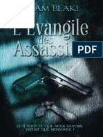 L'Evangile Des Assassins - Adam Blake