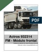 Actros 932314 FM