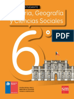 Historia - Geografía y Ciencias Sociales 6º Básico - Texto Del Estudiante
