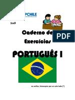 Caderno de Exercicios PT1 2018