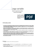 Carga Variable (Fatiga)