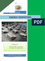 Energy Dissipation - Ingles