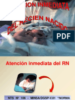 ATENCION INMEDIATA DEL RN.ppt