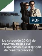 Indupiel Brochure - Andres Julio
