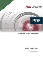 Guia Rapida de Instalacion NVR HIKVISION