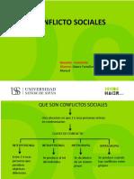 Conflicto Social