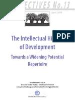 Intellectual Development 2009