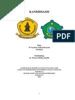 Kandidiasis-Ni Nyoman Amik Indrayani-16710132