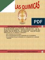 MEZCLAS QUIMICAS
