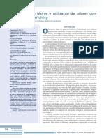 Sistema Cone Morse e Utilização de Pilares