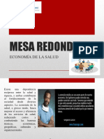 Mesa Redonda Ppt