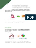 Ciencias Naturales Organos 1