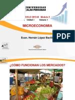 Micro economía Semana 1