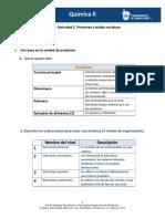 MV-U2- Actividad 2. Proteínas y Ácidos Nucleicos