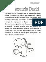 S7. El Dinosaurio David (2)