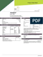 PDS Alcalase 2.4 L FG