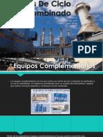 4.5 Equipos Complementarios, Tamaño de Instalaciones y Costos de Inversión