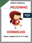 SEQUÊNCIA DIDÁTICA Chapeuzinho Vermelho.doc