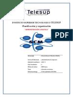 Administracion Logistica - Dennis Mandura Huillca (Monografia TELESUP) 2018