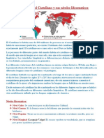 Variaciones Del Castellano y Sus Niveles Ideomaticos