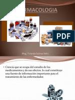Clase 1-4 Farmacologia