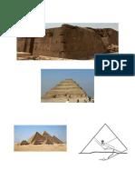 Arquitectura funeraria egipcia