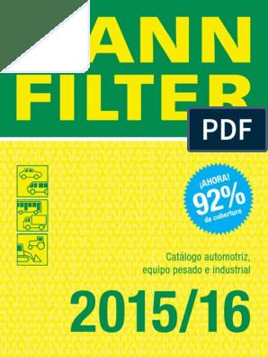 Filtro Aria Mann Filter C 2485//2
