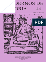 Cuadernos de Historia n 44 PDF 44 Mb