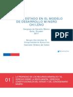 2017 01 20 Rol Del Estado en El Modelo de Desarrollo Minero Chilenov2