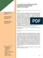 Avaliação Das Funções Executivas _ BRIEF_versao Portuguesa