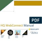 Hq Web Connect Manual