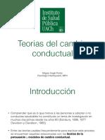 01Teoriasdelcambioconductual